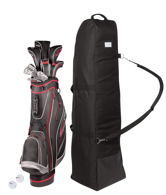 Amazon.com: Athletico - Funda acolchada para palos de golf ...