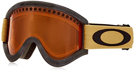 251d128463 Oakley E-Frame Copper Mens Snow Snowmobile Goggles Eyewear One Size Fits  All Camo