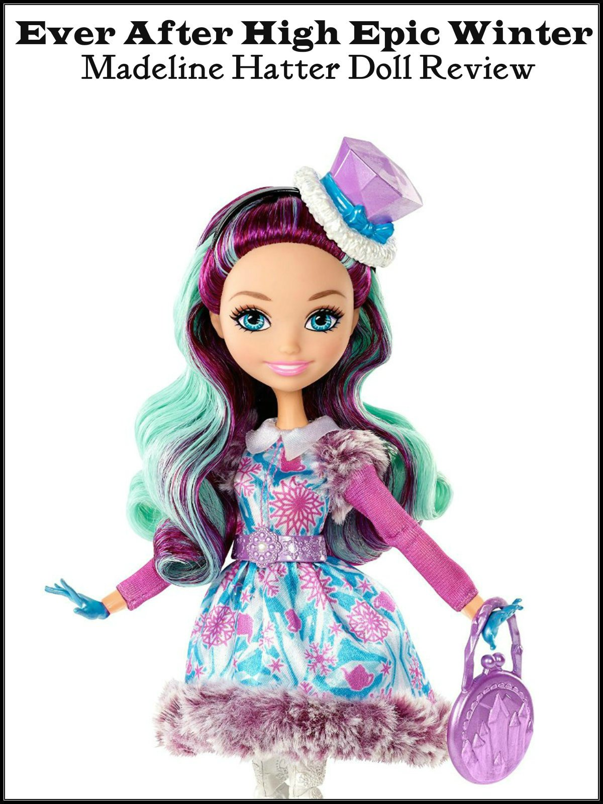 Amazon com: Review: Ever After High Epic Winter Madeline