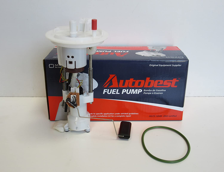Fuel Pump Module Assembly-GAS Autobest F1451A