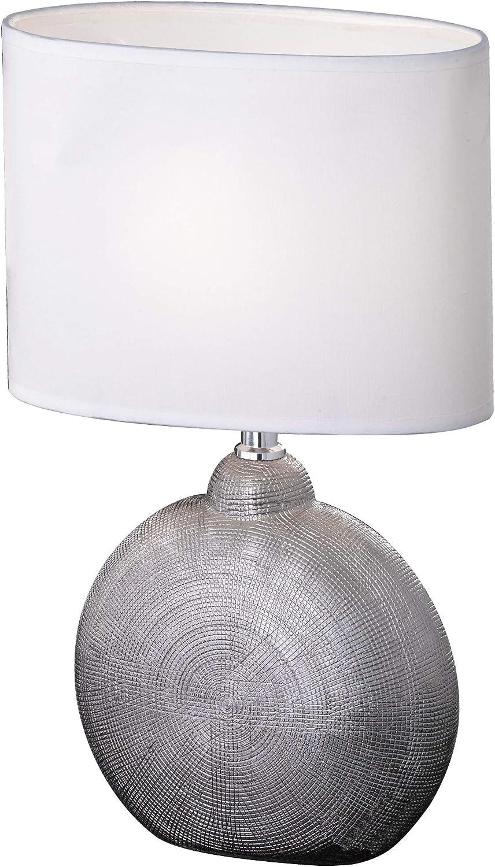 Wofi LEGEND Table Lamp silver
