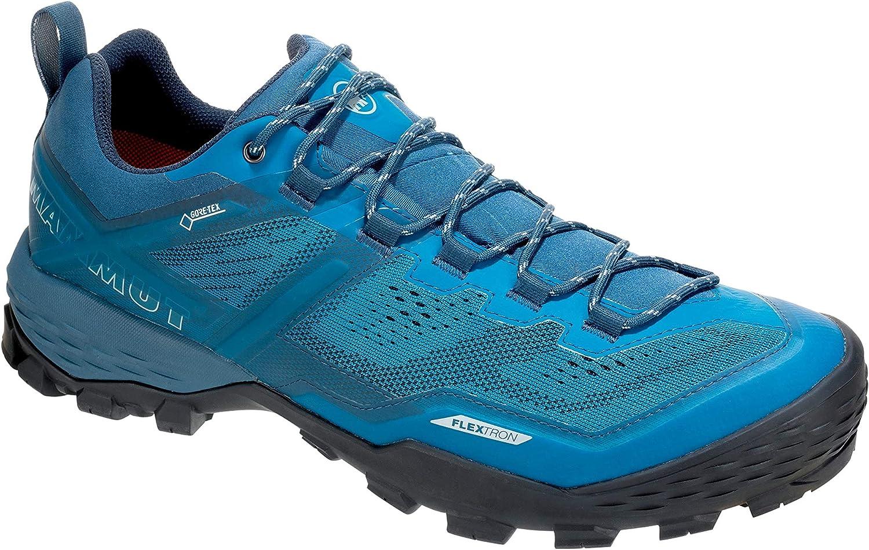 AW19 Mammut Ducan Low Gore-TEX Walking Shoes