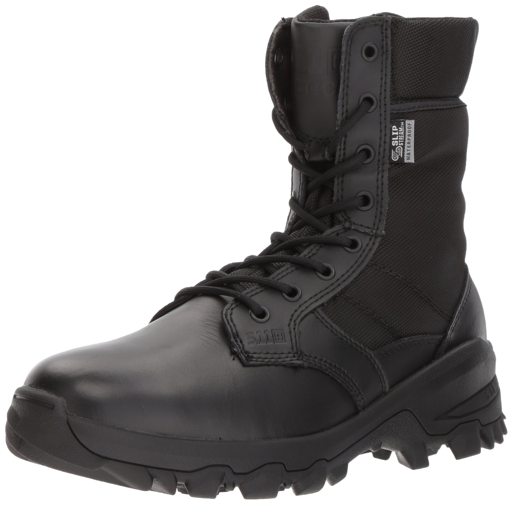 5.11 Men's Speed 3.0 Waterproof Boot Fire and Safety, Black, 14 Wide US