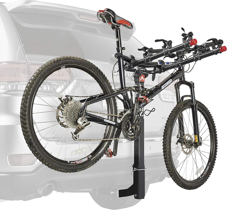 Amazon.com: Estante de montaje para 4 bicicletas con ...