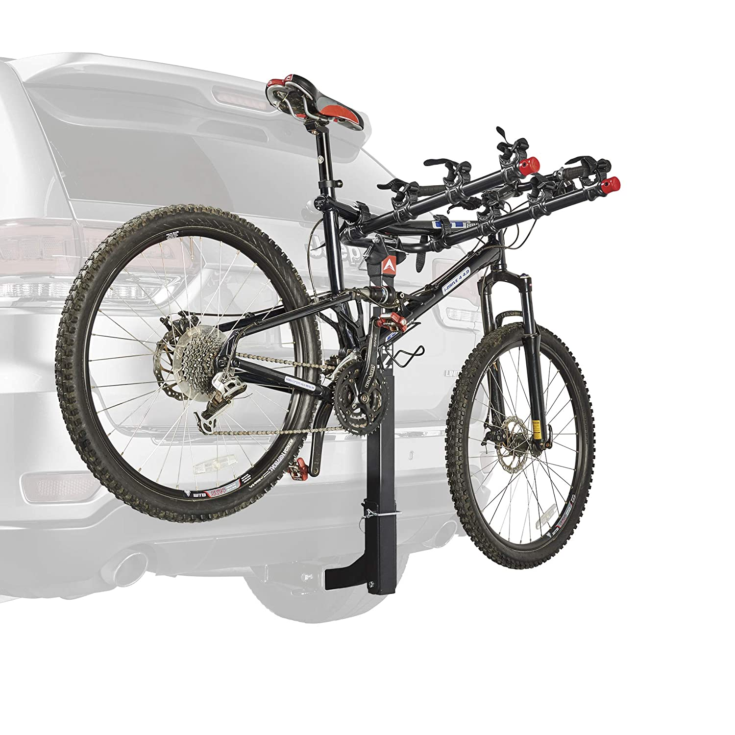 95ff1ab4db2 Amazon.com   Allen Sports Deluxe 4-Bike Hitch Mount Rack with 2-Inch  Receiver   Automotive
