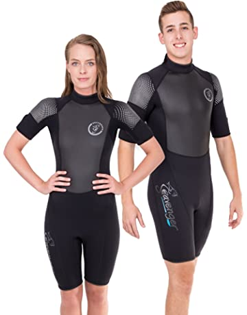 3c68c5dc484 ... Neoprene Diving Suit 3mm Shorty Jumpsuit. Seavenger Navigator 3mm  Shorty