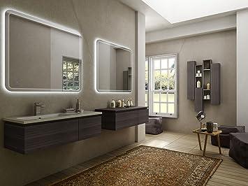 Baden Haus Hangeschrankmodell Modernes Avril Eiche Soft Grosse 100