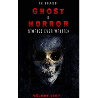 Classic Tales of Horror - 500+ Stories book cover