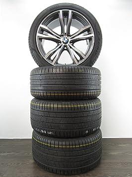 BMW X5 E70 F15 X 6 F16 10J 11J 20 pulgadas Llantas Verano ruedas Tapicería X de modo NUEVO: Amazon.es: Coche y moto