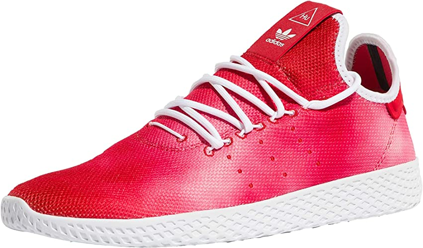 chaussures tennis adidas homme rouge