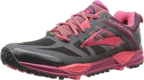 Brooks Cascadia 11 GTX, Zapatos para Correr para Mujer: Amazon.es ...