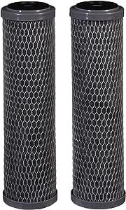 Filtrete 3WH-STD-S01Sistema de filtro de agua estándar, capacidad para la casa entera, Great Taste, Filtro de reemplazo