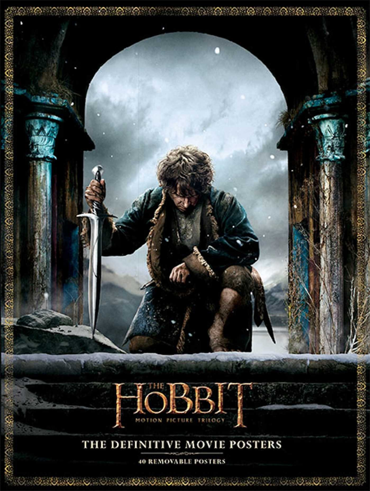 The Hobbit: The Definitive Movie Posters (Insights Poster Collections)  Paperback – April 14, 2015
