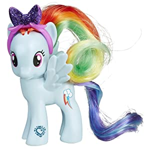 My Little Pony Friendship is Magic Rainbow Dash Figure
