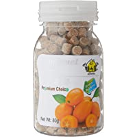 Ajinoya Kumquat Dice Gummy Sweet, 80 g