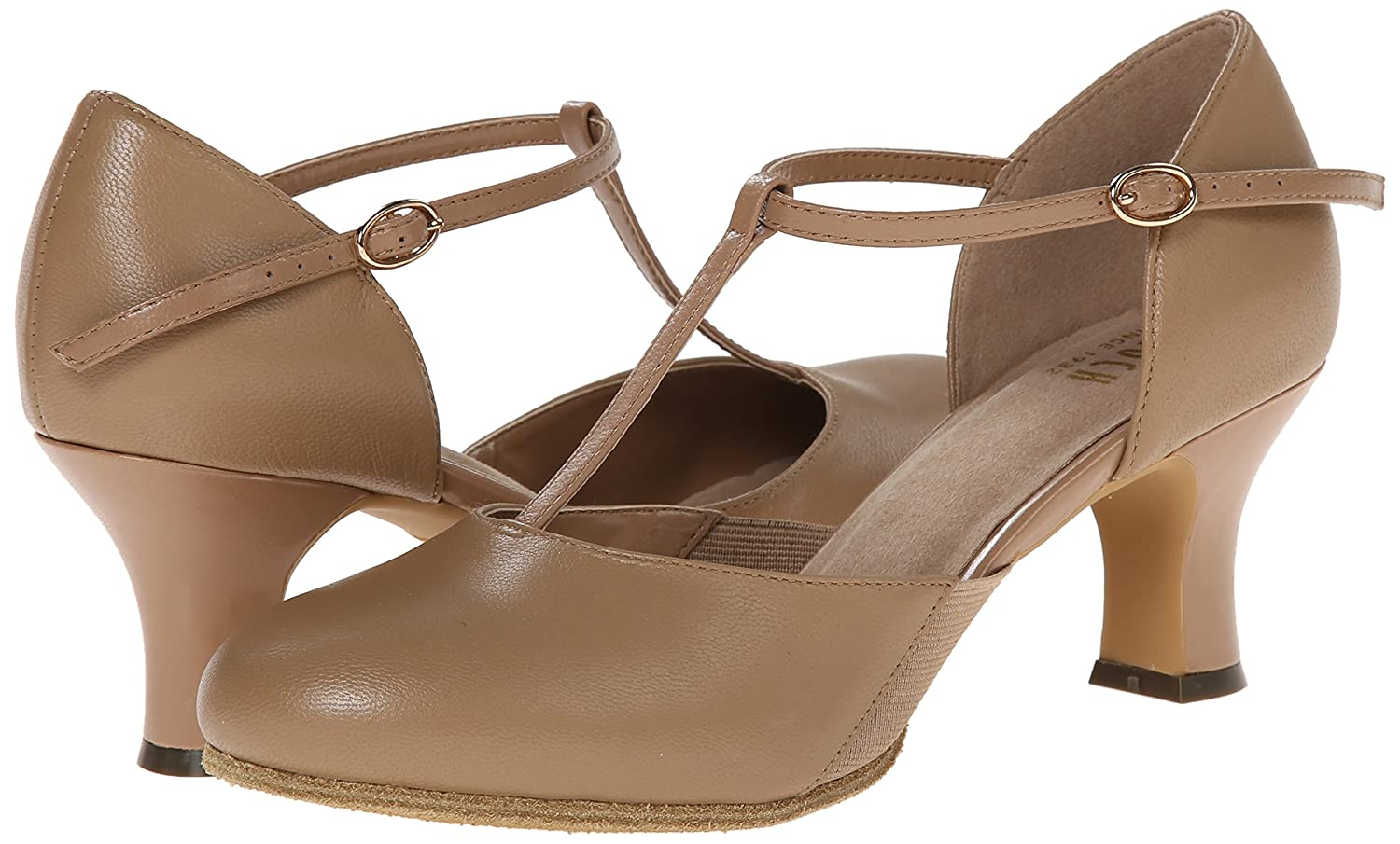 Bloch Dance Shoe Women's Split Flex Character Shoe Dance B0041HZ3D2 10.5 X(Medium) US|Tan 1e3931