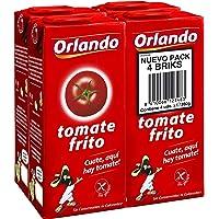 Orlando Clásico Tomate Frito - Pack de 4