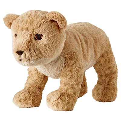 IKEA.. 704.028.38 Djungelskog Soft Toy, Lion Cub: Toys & Games