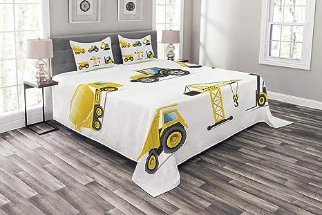Amazon.com: Lunarable - Colcha para habitación de niño ...
