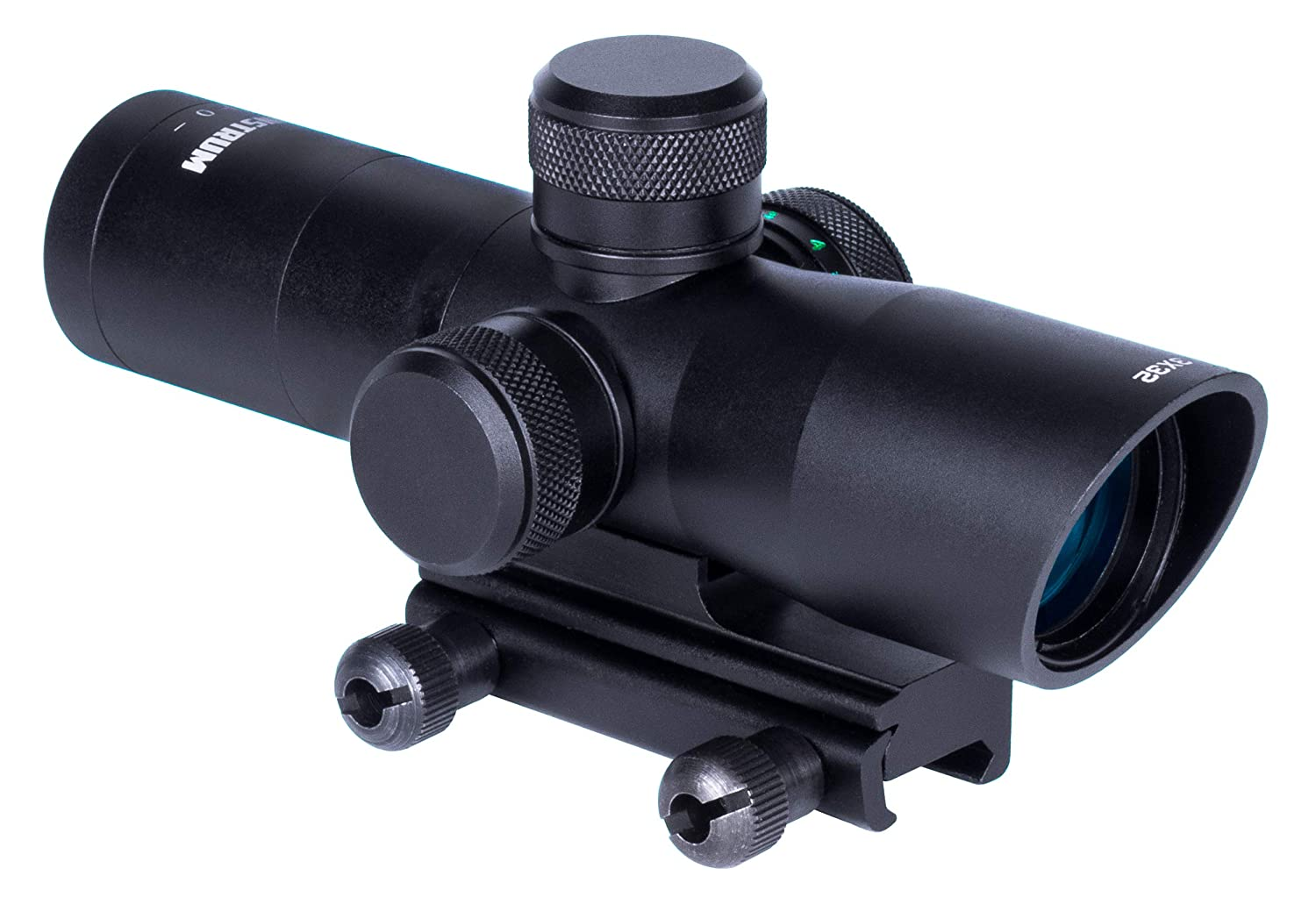 Monstrum Tactical Stealth Series 3X Magnification Rifle Scope
