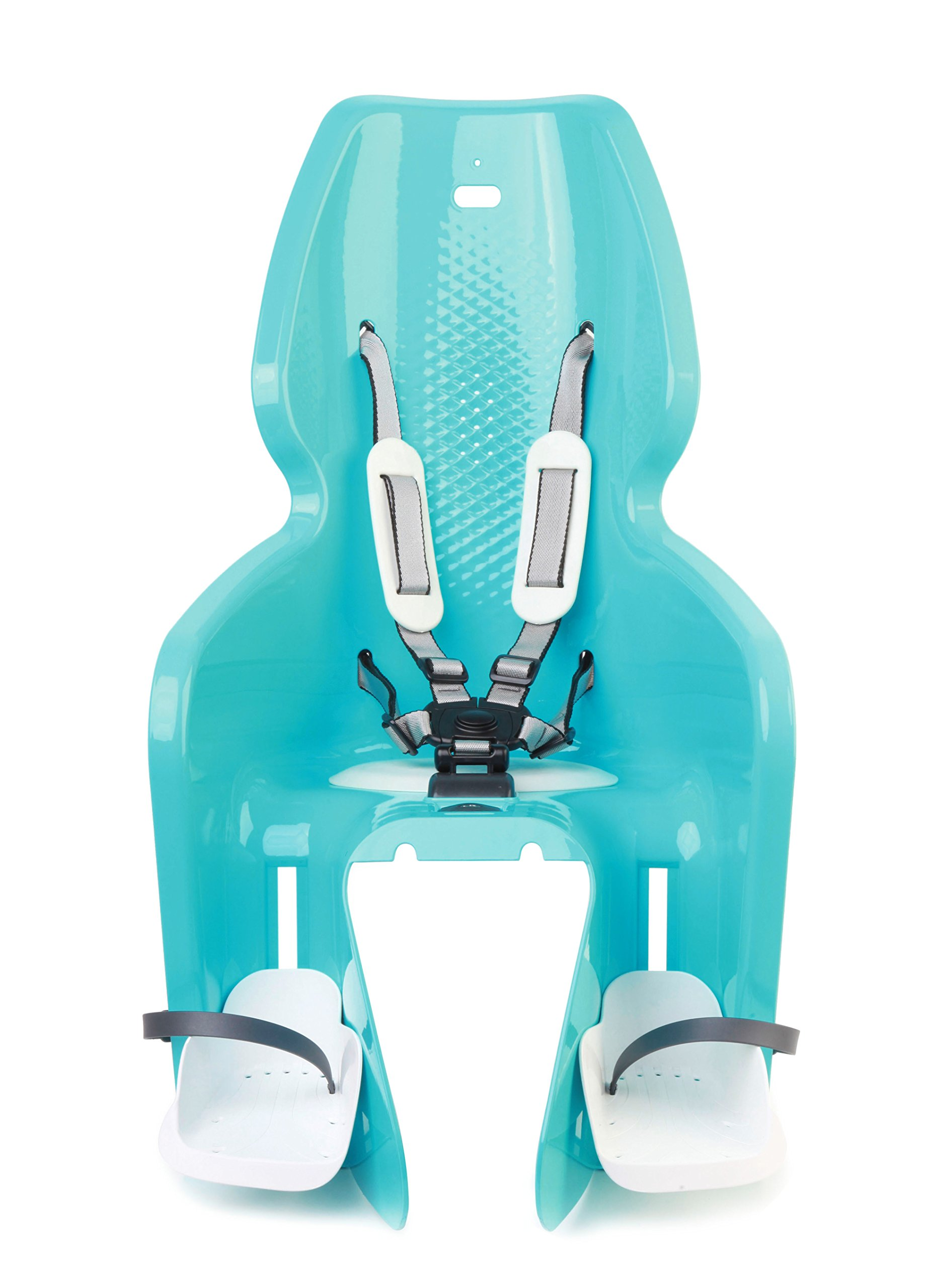 Bellelli Lotus Rear Bicycle Child Carrier Bike Child Seat (Clamp fit - Sky Blue)