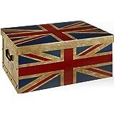 Geschenkbox Aufbewahrungsbox Ordnungsbox Stapelbox
