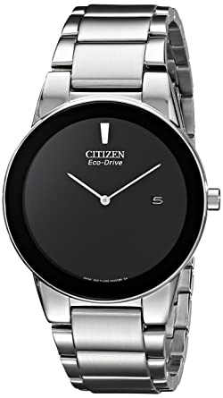 f8914f342e8466 Amazon.com: Citizen Men's Eco-Drive Axiom Stainless Steel Watch ...