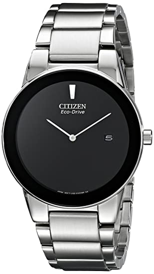 Amazon.com: Citizen Eco-Drive - Reloj cronógrafo de acero ...