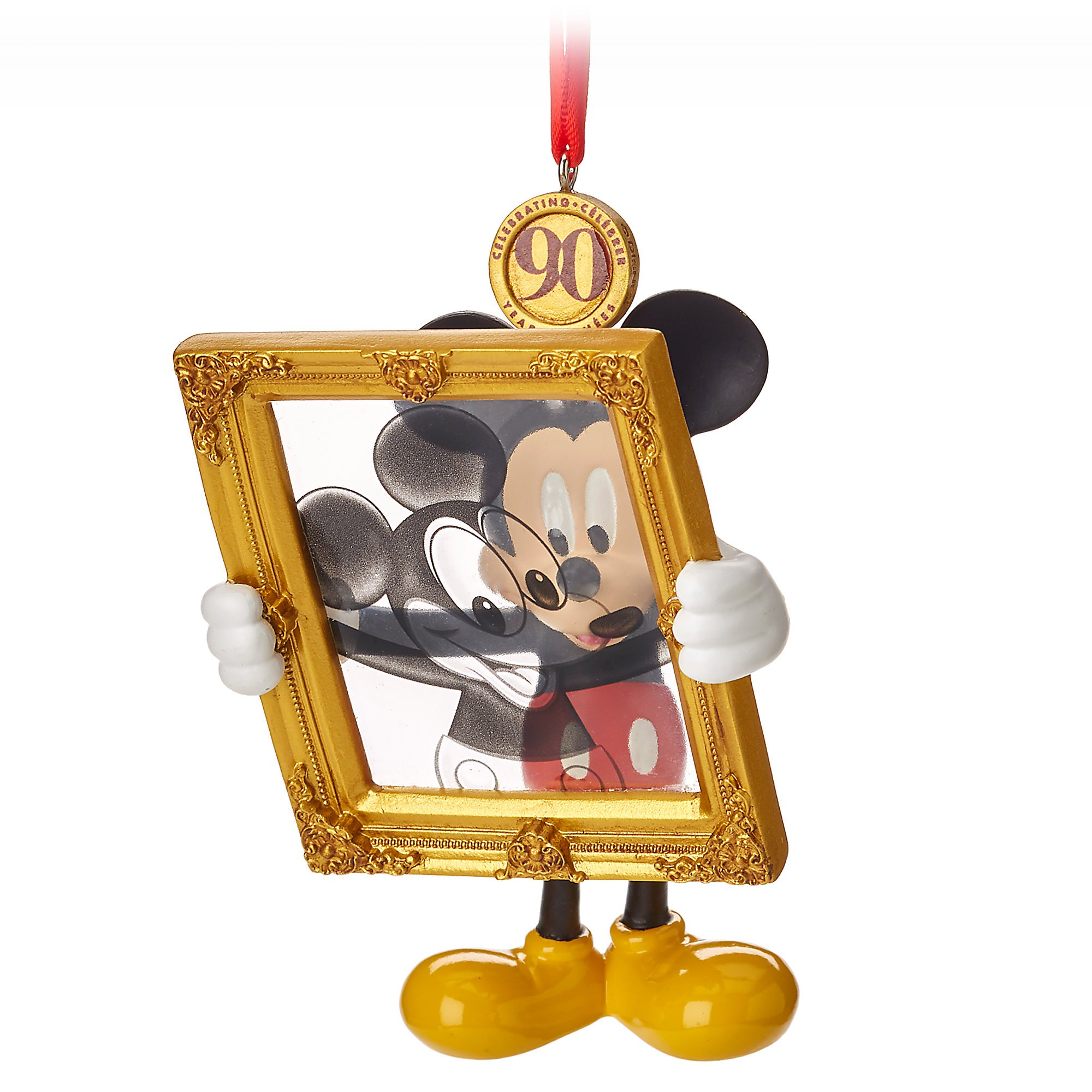 Disney Mickey Mouse Legacy Sketchbook Ornament - Limited Release