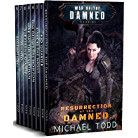 War of the Damned Boxed Set (Books 1-8), A Supernatural Action Adventure Opera: Resurrection of the Damned, No Quarter, Dark is The Night, Dim Glows The ... Waking the Leviathan... (English Edition)