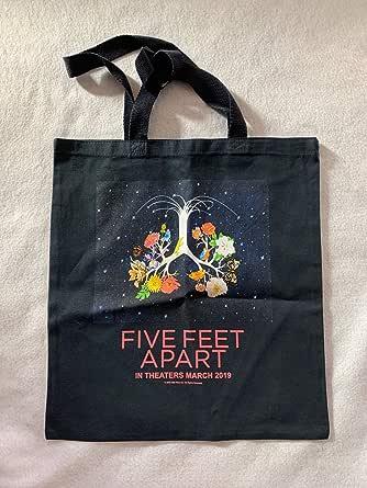 Five feet apart book rating