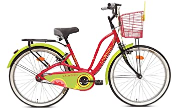 BSA Lady Bird Ibiza 24T Bicycle Comfort Bikes at amazon