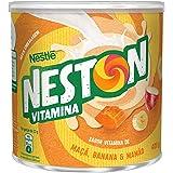 Cereal Infantil, Neston, Vitamina Maçã Banana e Mamão, 400g