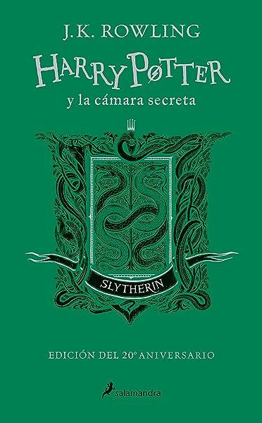 Harry Potter y la cámara secreta edición Slytherin del 20º ...