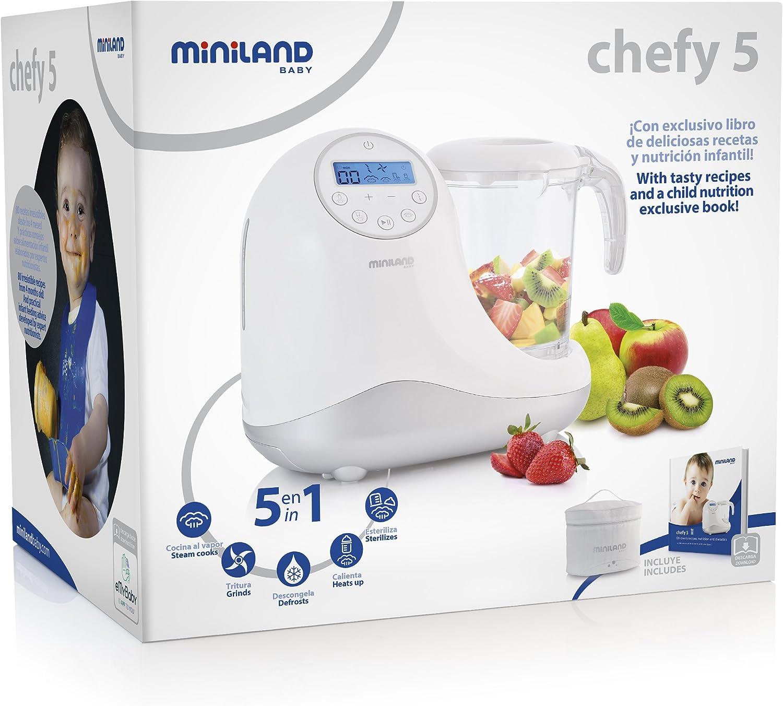MINILAND BABY - Robot de cocina: Amazon.es: Bebé