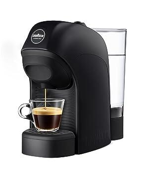 Lavazza A Modo MI Tiny Máquina de café, 1450 W, 0.75 litros Negro: Amazon.es: Hogar