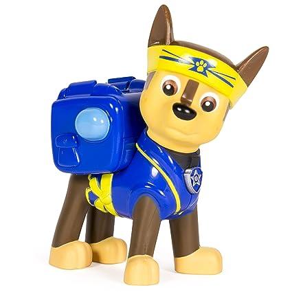 amazon com paw patrol hero series pup fu chase toys games