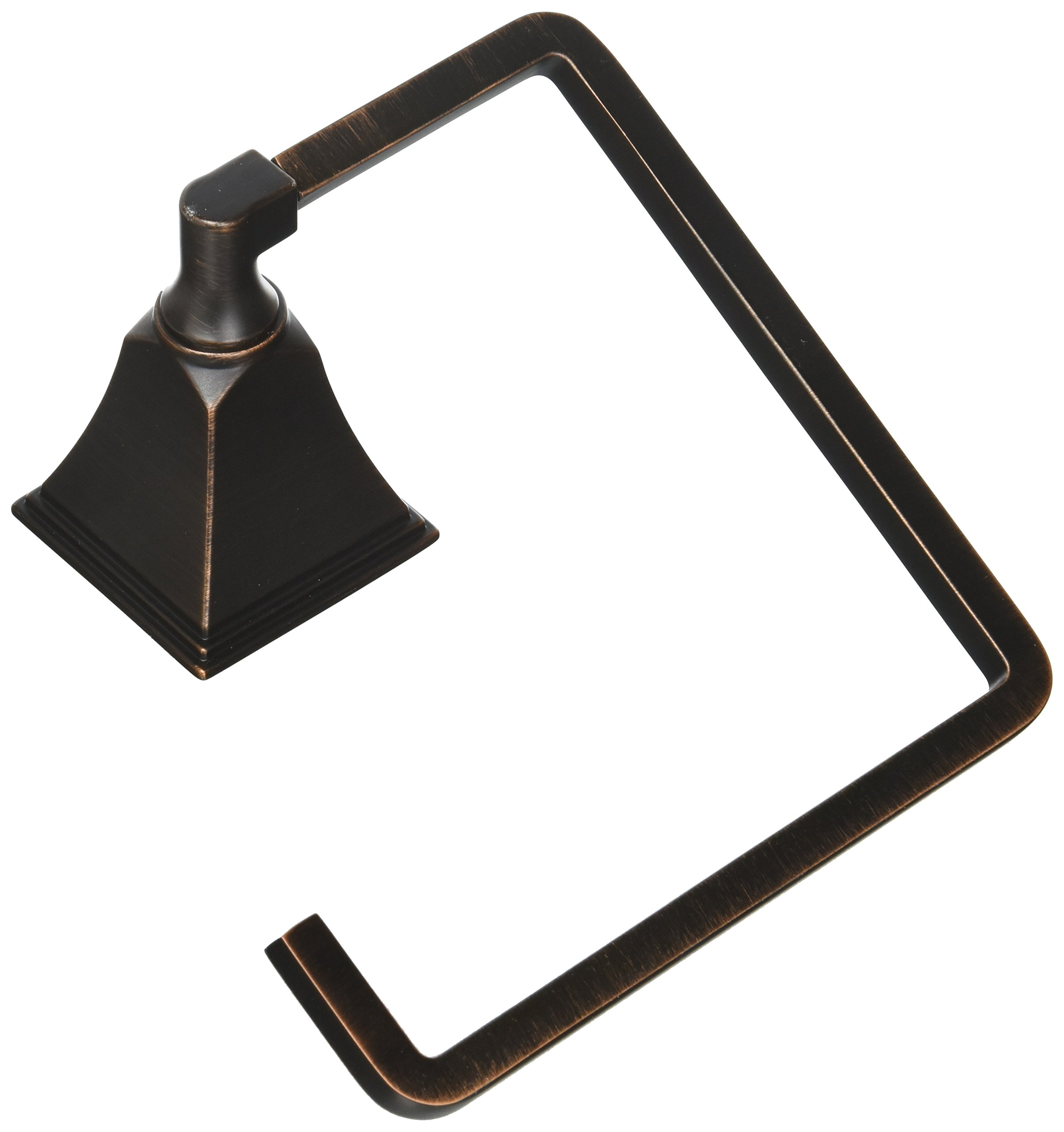 Hardware House 223324 Monterey Bay Towel Ring, Oil Rubbed Bronze