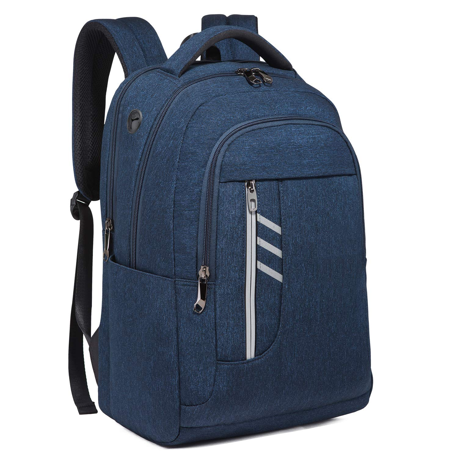 Travel Work Backpack Fits 15.6 Inch Laptops College School Bag Daypack Men&Women by KOSSY