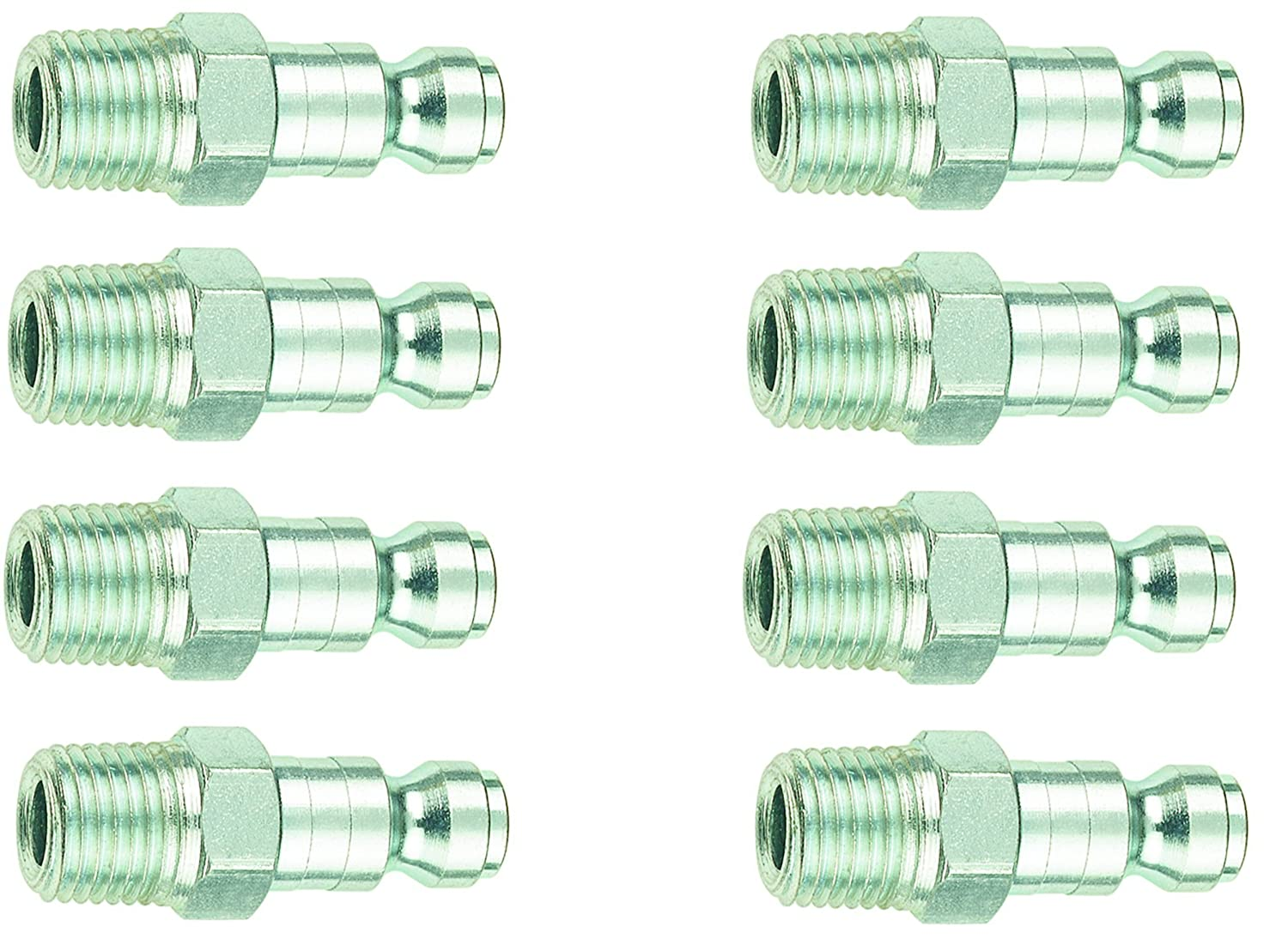 Female G3//4 Parker 1863 34 27-pk5 Adaptor Male BSPP R1 BSPT Pack of 5 316L Stainless Steel