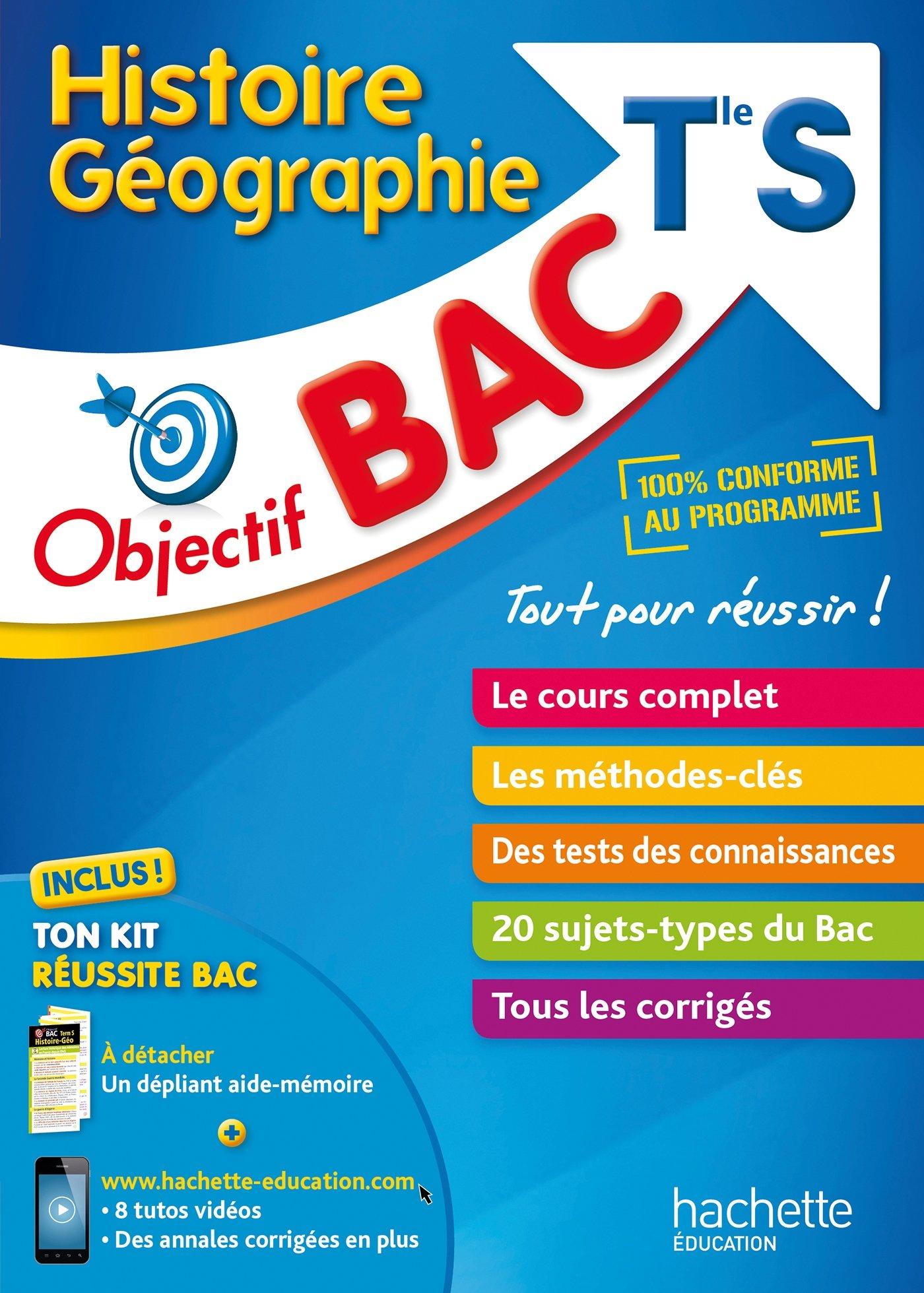 Objectif Bac - Histoire-Géographie Term S Objectif Bac monomatières: Amazon. es: Florence Nielly, Sébastien Coupez, Catherine Guillerit, Daniel Mendola, ...