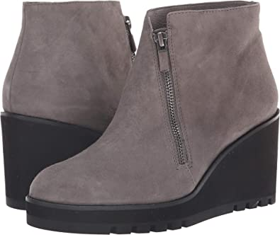 8b160995b76 Eileen Fisher Women s Alto Graphite Suede 7 ...
