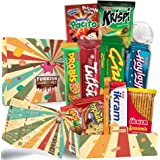Retro Premium International Snacks Variety Pack Care Package, Ultimate Assortment of Turkish Treats, Mix variety pack of…