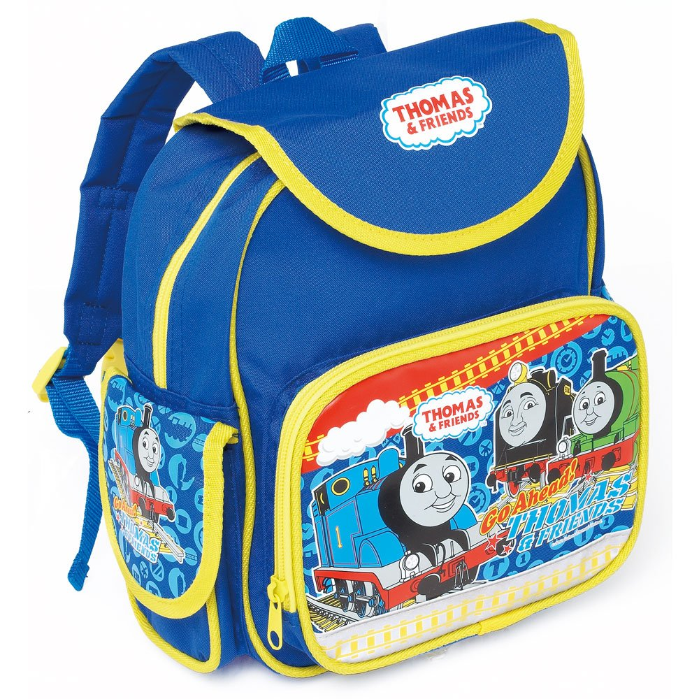 Percy and James Thomas and Friends Official Childrens Backpack with Featuring Thomas Sun-Star Stationery SW629126
