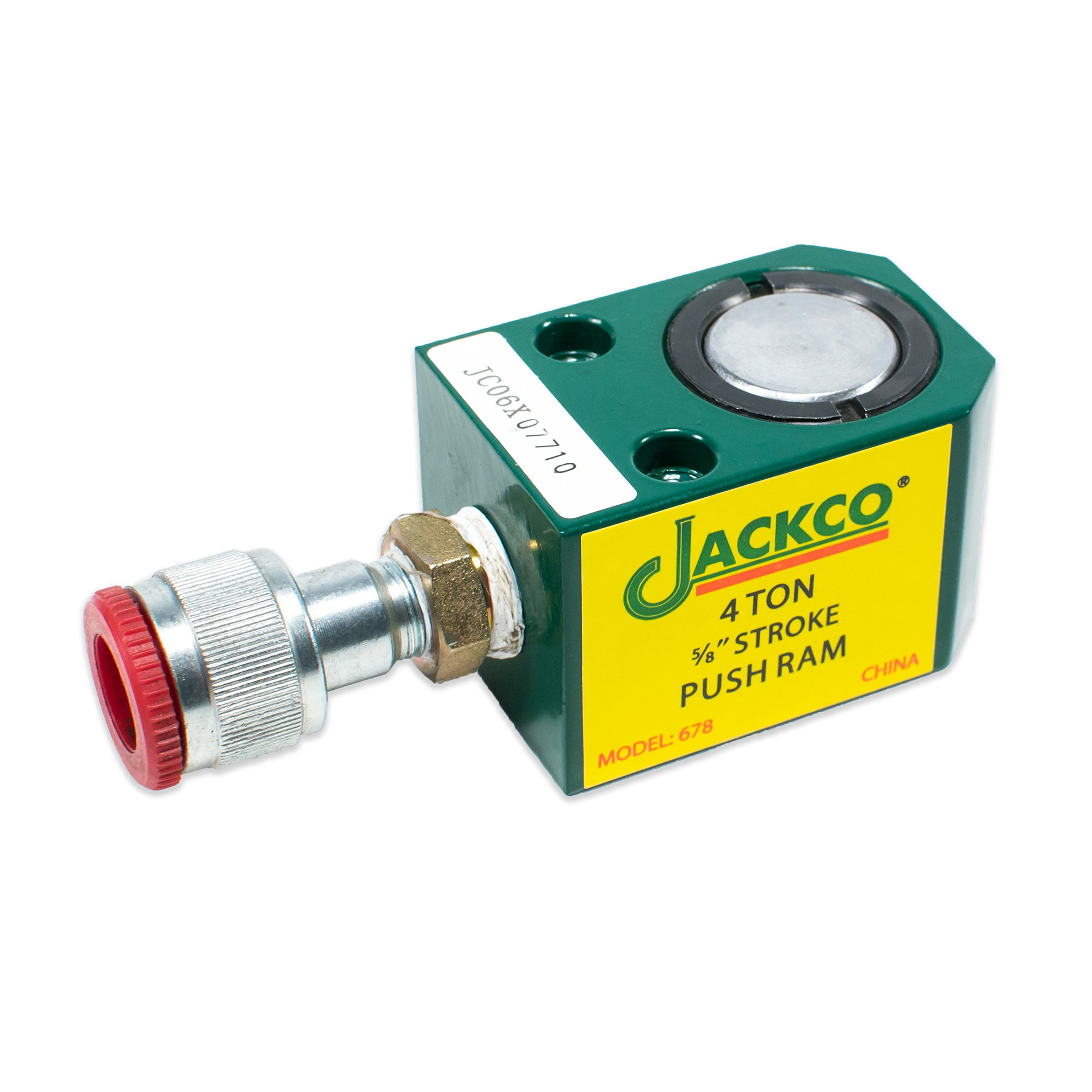 Jackco 4 Ton Mini 5/8'' Stroke Hydraulic Ram