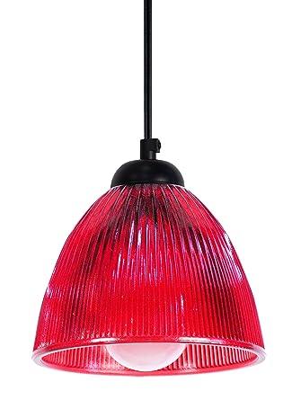 Tosel new york 11501 Lámpara de techo, vidrio, 60 W, E14 ...
