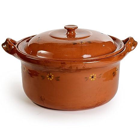 Amazon.com: Mexicano vasija de barro – Extra Grande ...