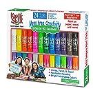 The Pencil Grip Kwik Stix Solid Tempera Paint Combo Pack, Set of 24
