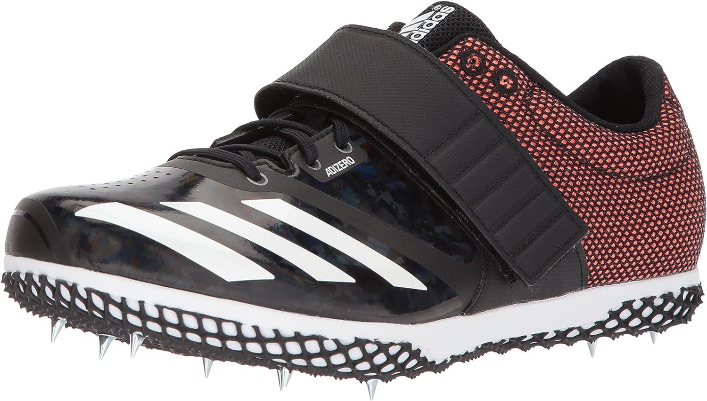 adidas Unisex Performance Adizero HJ Running Shoe with Spikes