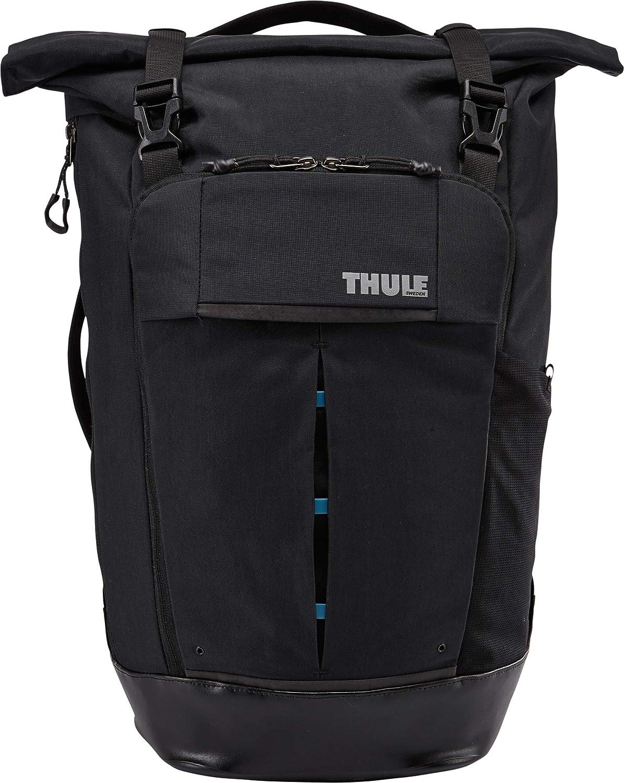 41204eb80e2a Amazon.co.jp: Thule Paramount 24L Backpack TRDP115 BLK スーリー・パラマウント・バックパック  CS4926 TRDP115: パソコン・周辺機器